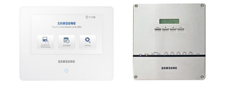 Samsung controls, fjernstyring