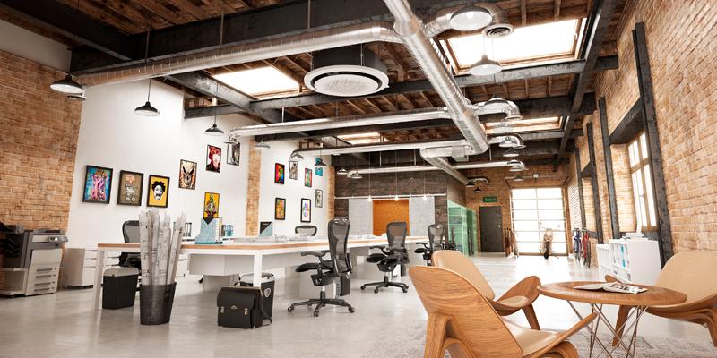 Samsung, kontor, 360, klimaanlæg